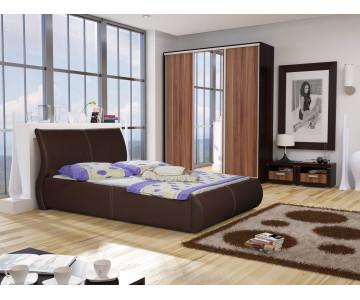 Dakota: Manželská postel 140cm